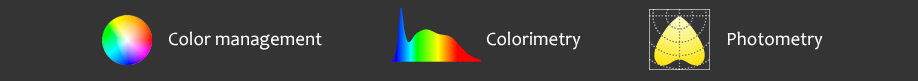 Institute for Color management, Colorimetry and Photometry